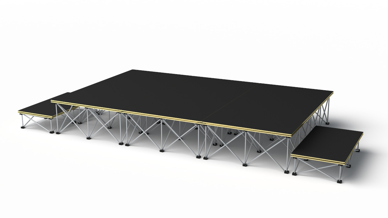 Revostage stage packages – 3000 x 2000mm stage @ 400mm high